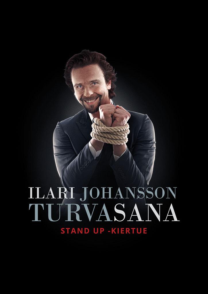 Ilari Johansson - Turvasana