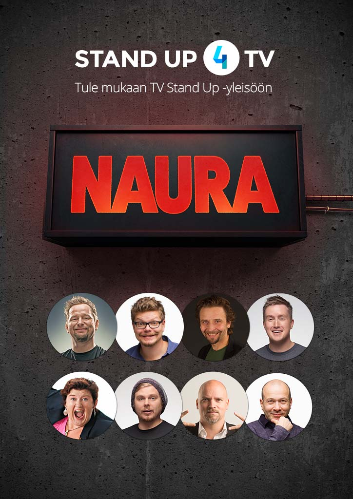 Stand up 4 tv