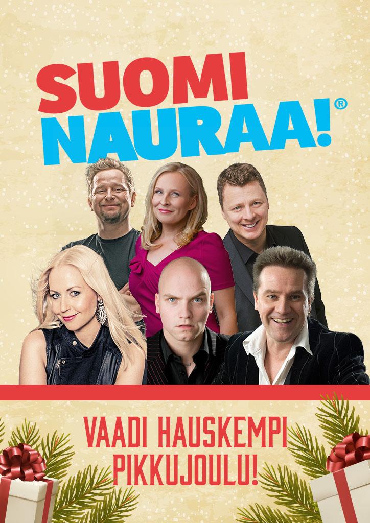Suomi Nauraa!®