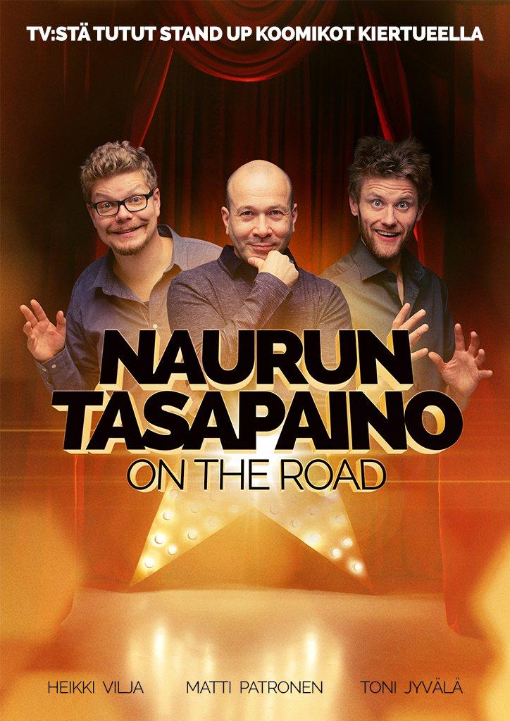 Naurun Tasapaino - On the Road