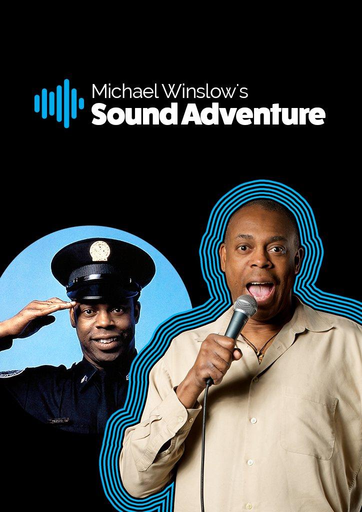 Michael Winslows - Sound Adventures