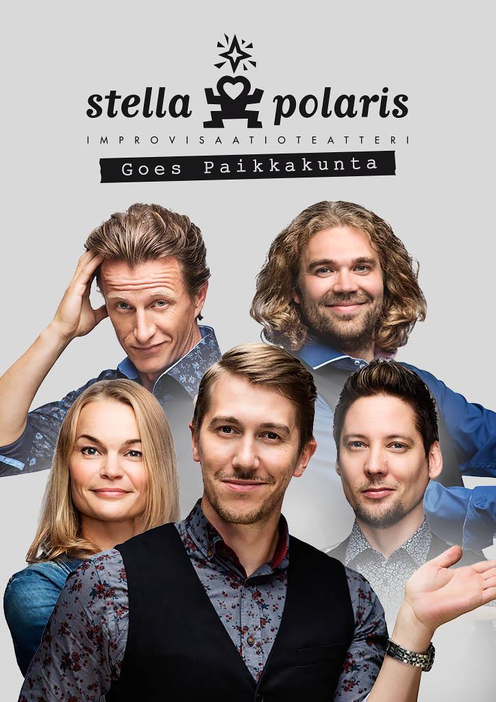 Stella Polaris Goes Paikkakunta