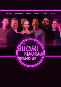 Suomi Nauraa – pe 20.11. klo 20:00