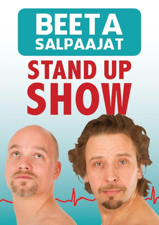 Beetasalpaajat – Kuopio to 15.11. klo 19:00