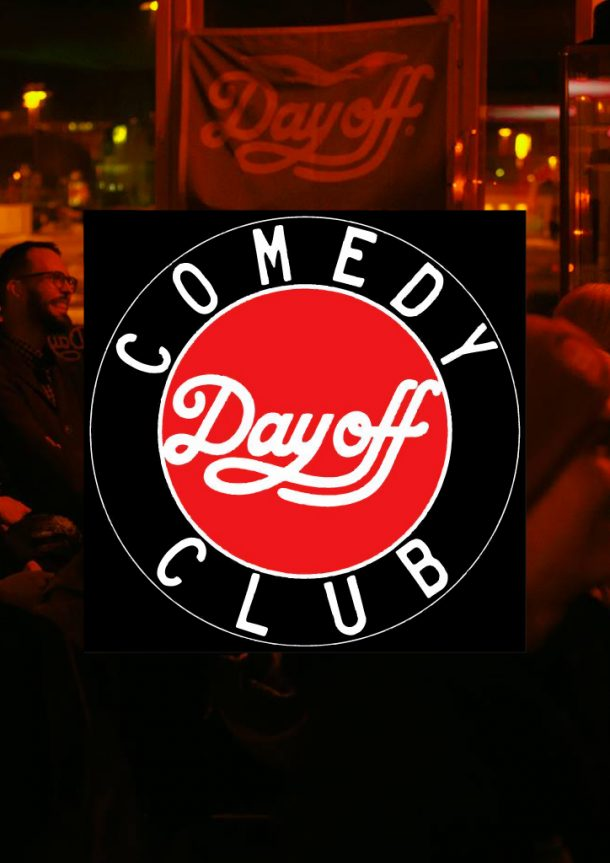 Day Off Comedy Club – la 25.05. klo 20:00