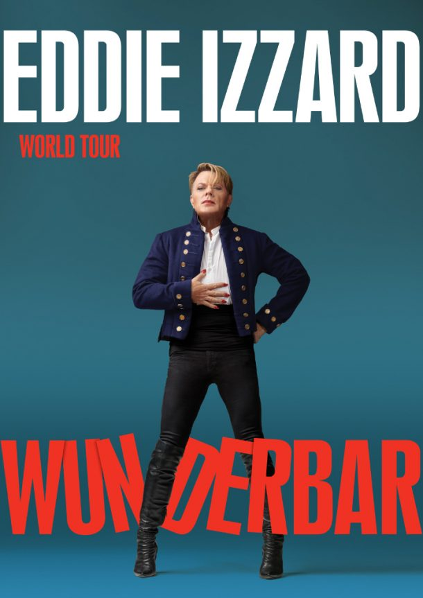 Eddie Izzard – Wunderbar – Helsinki