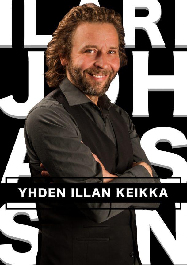 Ilari Johansson – pe 11.10. klo 20:00