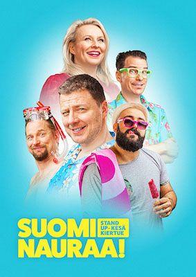 Suomi Nauraa! -kesäkiertue