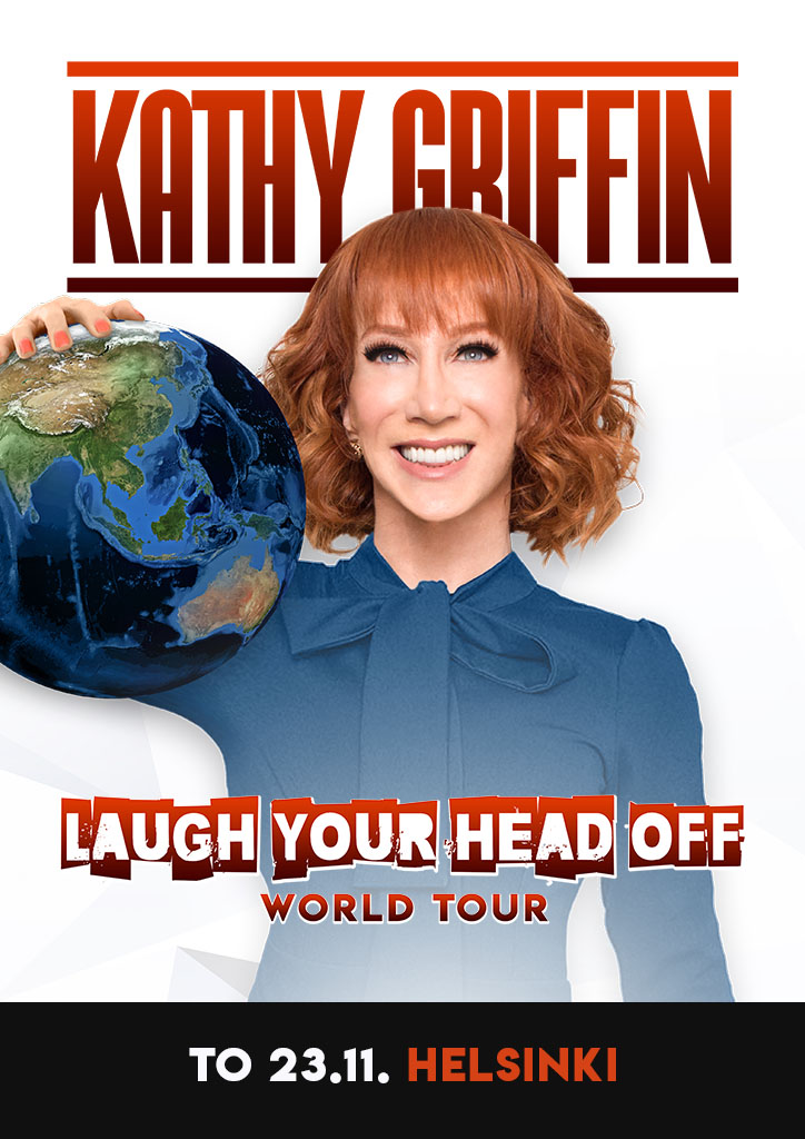 Kathy Griffin - Laugh Your Head Off