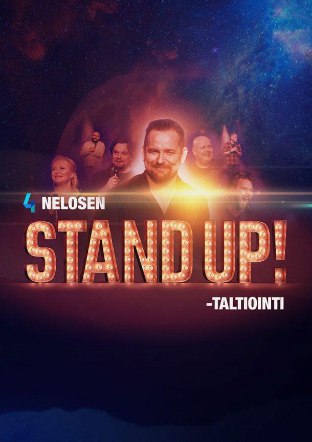 Nelosen stand up -ohjelman taltiointiklubi