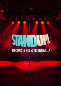 Nelosen Stand Up