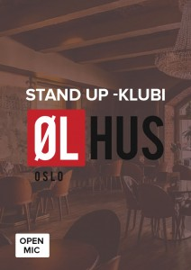 Stand up Olhus