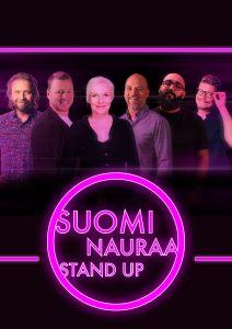 Suomi Nauraa – pe 26.11. klo 20:00