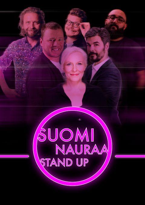 Suomi Nauraa – pe 3.12. klo 20:00