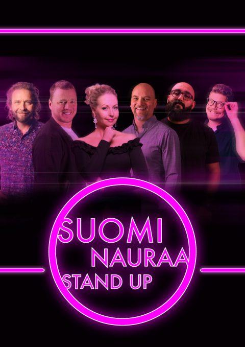 Suomi Nauraa – pe 19.11. klo 20:00