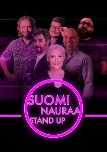 Suomi Nauraa – pe 29.10. klo 20:00