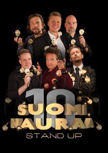 Suomi nauraa – Helsinki pe 23.11. klo 20:00