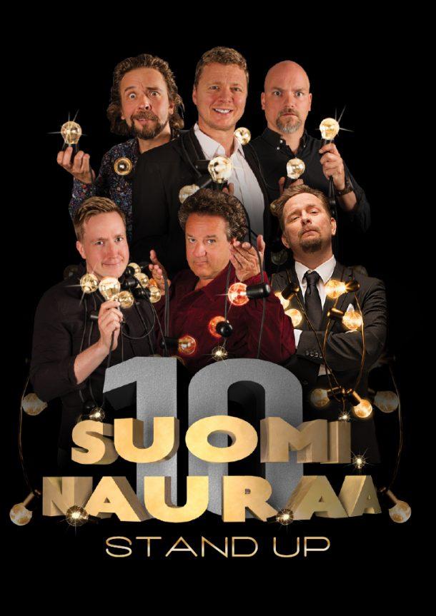 Suomi nauraa – Helsinki pe 14.12. klo 20:00