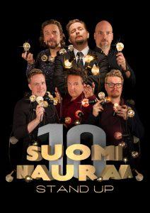 Suomi nauraa – Lahti pe 16.11. klo 20:00