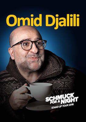 Omid Djalili - Schmuck for a Night