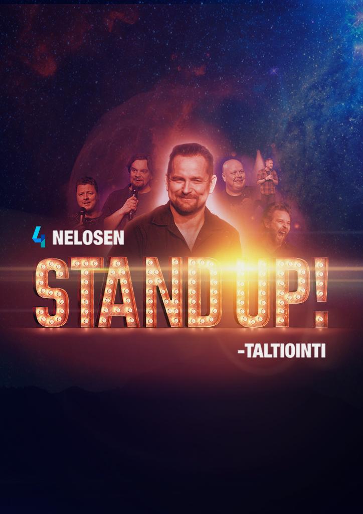 Stand Up Keikat Oulu
