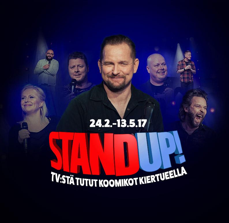 Stand Up Hyvinkää