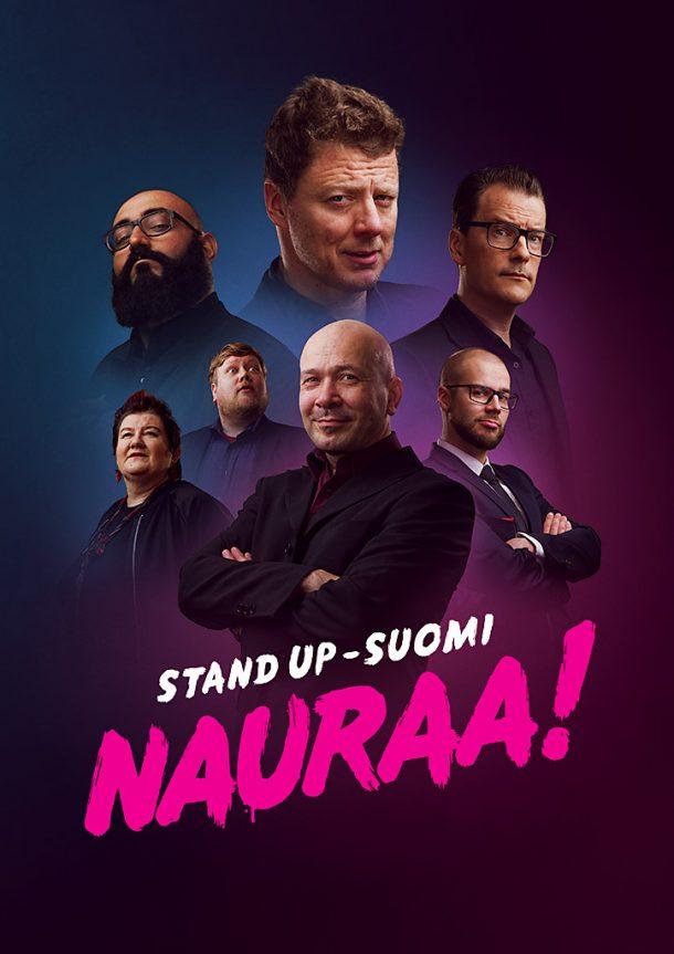 Stand Up – Suomi Nauraa!