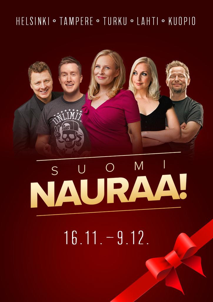Suomi Nauraa!