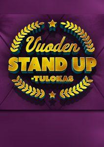 Vuoden 2018 STAND UP TULOKAS -finaali