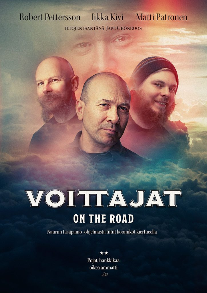 Voittajat -On the Road